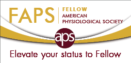 Become a Fellow of the American Physiological Society